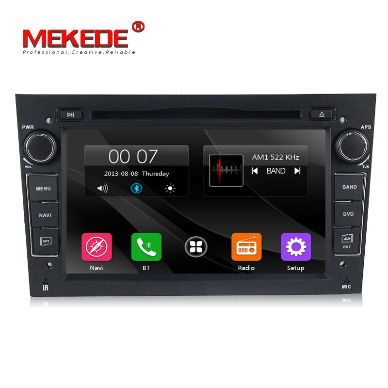 lowest price online 7inch 2din windows ce6 0 Car GPS DVD player for Opel Astra h