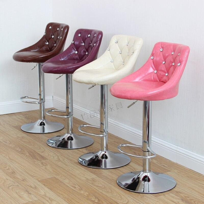 Die Bar Stuhl Hebeschwenk Stuhl Kommerziellen Stuhl Hocker Kaufe Jetzt Amerikanischen Retro Bar Stuhl