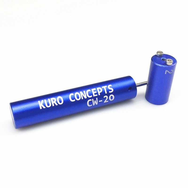 1pcs bobina mestre ferramenta de enrolamento kuro koiler conceitos jig builder rda bobinamento coiler rba