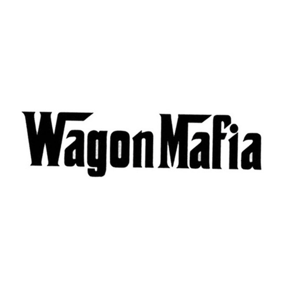 The First Wagon Mafia Decal Car Window Bumper Auto Vinyl Sticker Door Wall Decor