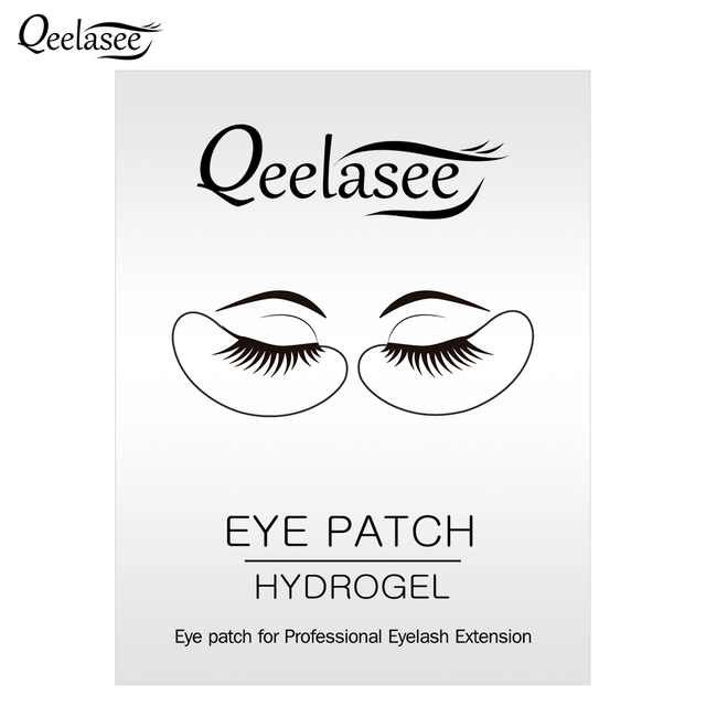 db4ee0fb730 Qeelasee New 10 Pairs Lint Free Under Eye Patches Hydrogel Gel Eye Pads  High Quality Eye Patches for Eyelash Extension