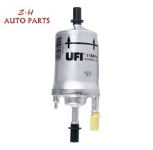 OEM Gasoline Fuel Filter 6.4Bar 1K0 201 051 C K Fit AUDI A3 TT VW Eos Golf GTI Jetta MK5 MK6 SEAT NEW