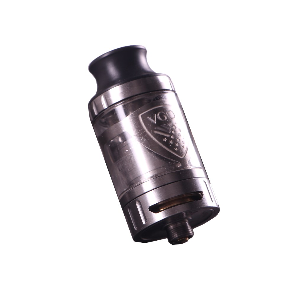 D'origine VGOD subohm réservoir 4 ml capacité fuite preuve deux large air réglable slots vaporisateur atomiseur pour VGOD pro 200 W mod kit