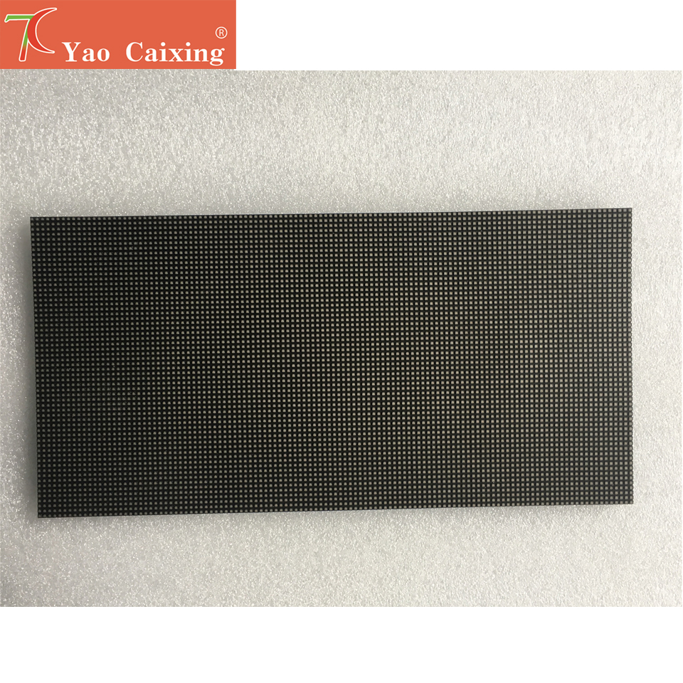 P2 RGB soft pixel panel HD display <font><b>120x60</b></font> dot matrix p2 flexible smd rgb led module image