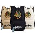 Bolsas de Libros de Harry Potter School Mochilas Los Niños Bolsa de Hombro de La Manera Bolso Mochila Estudiantes Mochila Bolsa de Viaje Mochila Escolar