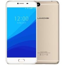 Original UMIDIGI C NOTE 4G 5.5 inch Smartphones Android 7.0 MTK6737T Quad Core 3GB+32GB 3800mAh Fingerprint Mobile Phones