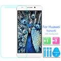 Для Huawei Honor 6 Закаленное Стекло-Экран Протектор 2.5 9 h Безопасности Защитную Пленку на Honor6 H60-L04 HW-H60-J1 X3 4 Г