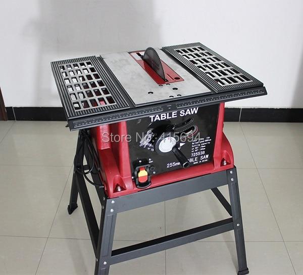Új asztali fűrész, famegmunkáló fűrész / 1560W fűrész / 5000 - Elektromos kéziszerszámok - Fénykép 2