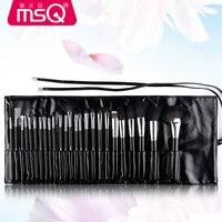 MSQ 전문 32 개 메이크업 브러쉬 세트 여성 패션