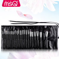 MSQ Professional 32 Pcs Makeup Brushes Set For Women Fashion Soft Face Lip Eyebrow Shadow Make