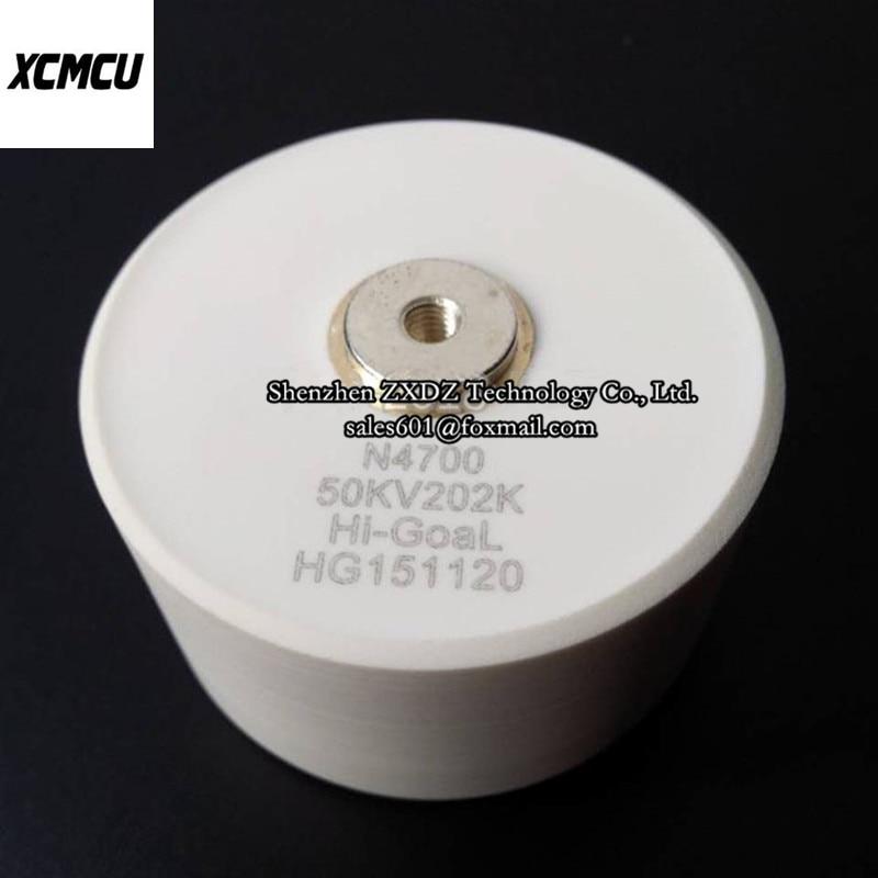 Military high - voltage ceramic capacitors 50KV 202K 2000PF in stock~  цены