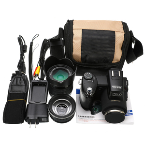 Image 5 - מקצועי DSLR מלא HD 1920*1080 מצלמה דיגיטלית וידאו תמיכה SD כרטיס אופטי נייד גבוהה ביצועים