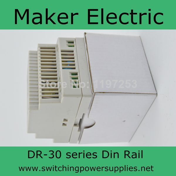 mini din rail single output switching power supply DR-30-5 similar to 30w meanwell power supply напольная плитка vitra stoneway beige 45x45