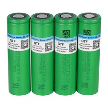 18650 VTC4 3.6V 2100mAh Li-ion Battery for Sony 30A High Drain Rechargeable Battery US18650VTC4 18650 Batteria for E-cigarette