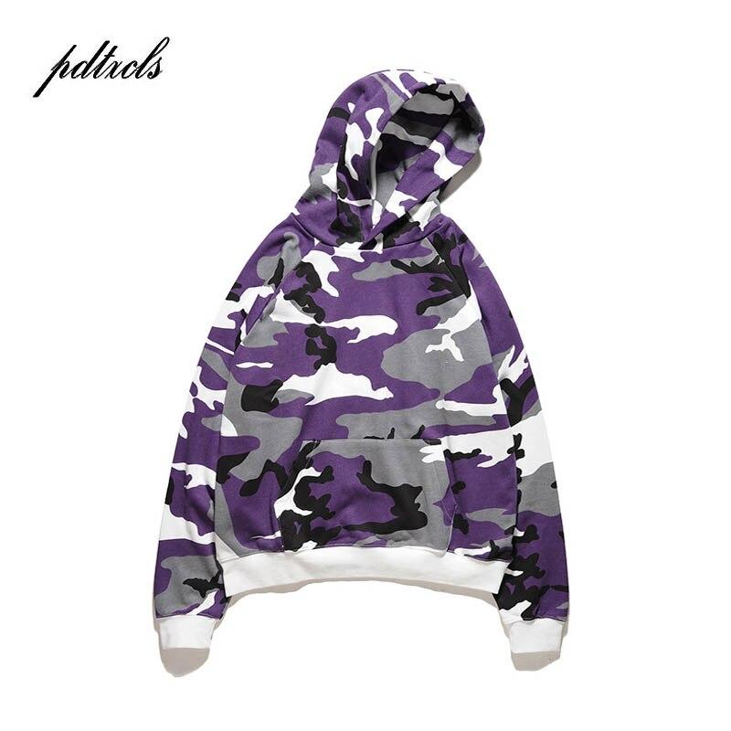49 sweats à capuche de Camouflage à chaud pour hommes Hip Hop Camouflage pulls sweat-shirts homme décontracté casual Hoodies Steetwear rouge violet gris rose