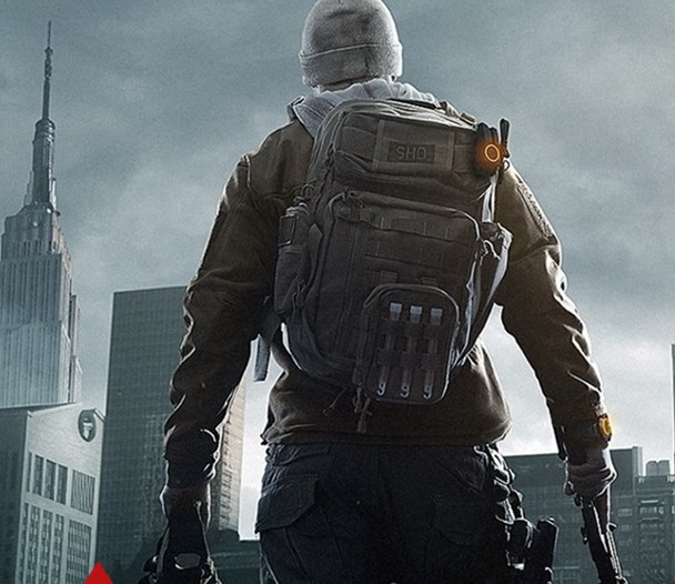 The Division Same Style Backpack Bag Package Dark Area Bag SHD Bowman Archer Backpack Suit High Quality