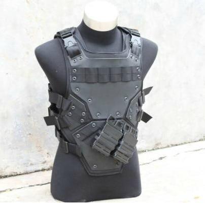 USMC Tactical Hunting Combat Vest Transformers vest (Black) CS Party Supplies Free shipping