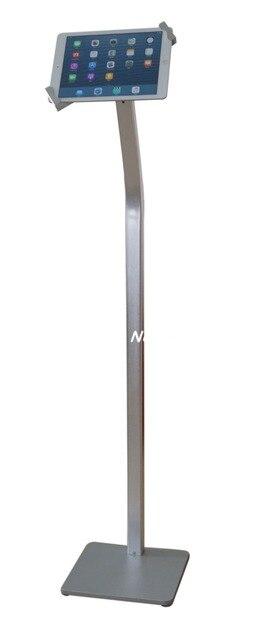 العالمي 7-10.1 بوصة اللوحي الأمن عرض الطابق الوقوف مع قفل قوس دعم لسامسونج galaxy tab A/ل لينوفو