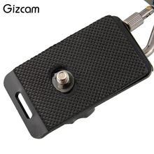 Gizcam для двойной плеча Черный Слинг быстрой регулировки ремешок Быстрый Стрельба для 2 Камера SLR DSLR видеокамеры Canon