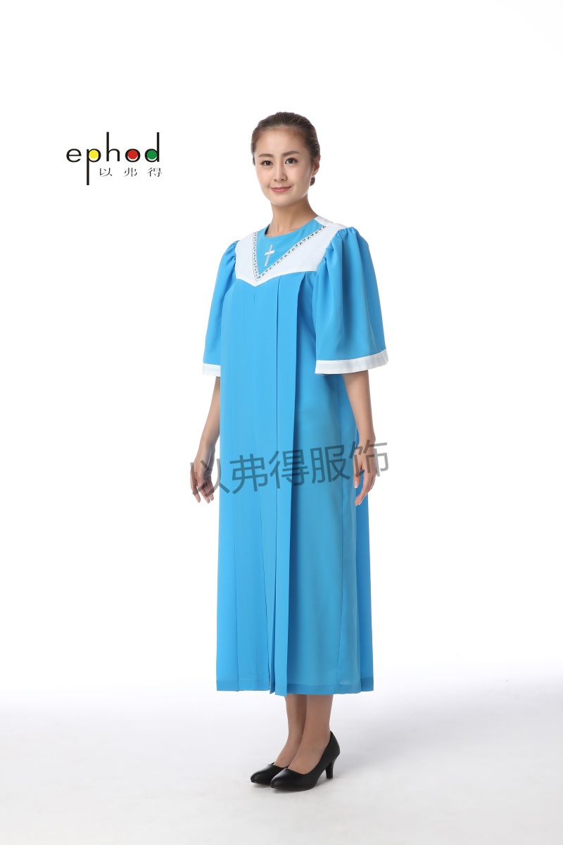 Christian church Wear for women Christian Robe Cosplay Pious Priest ...