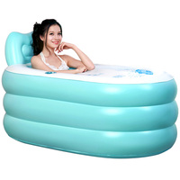 Gonflable Albercas Familiares Pedicure Spa Kids Pool Baby Adult Tub Banheira Inflavel Bath Inflatable Bathtub
