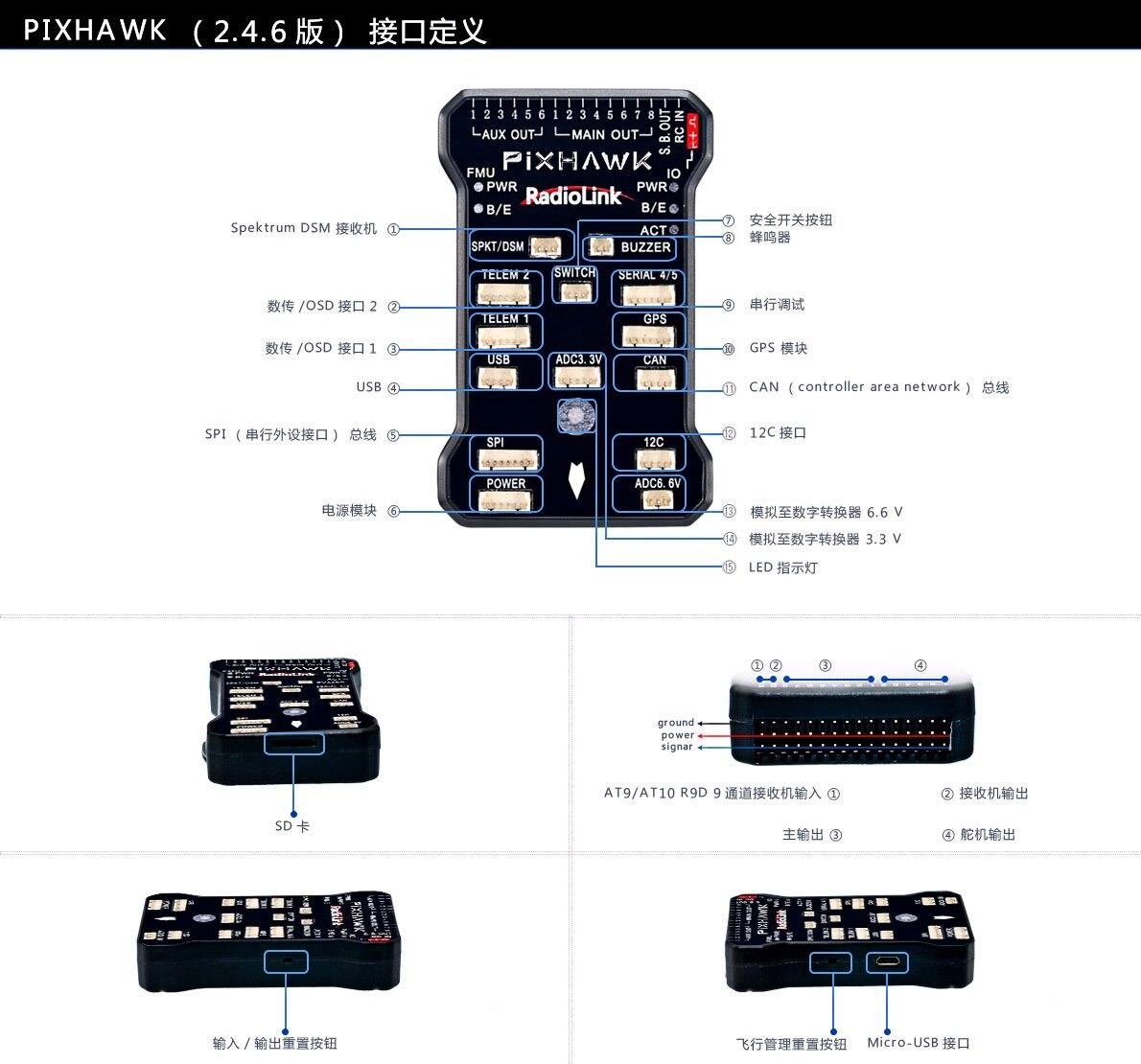 Controlador M8N El stock 12