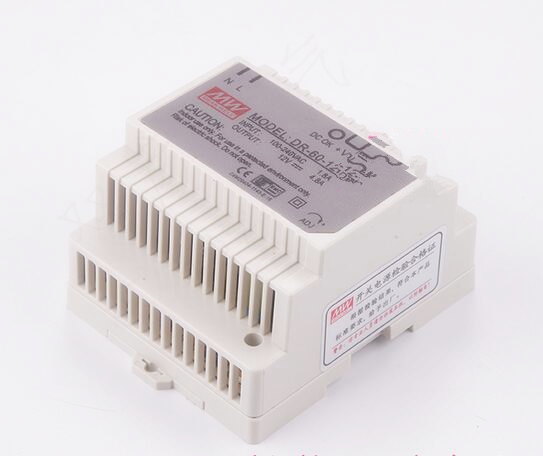 30 watt 12 volt <font><b>2</b></font> <font><b>amp</b></font> rail mounted switching <font><b>power</b></font> <font><b>supply</b></font> 30w <font><b>12V</b></font> 2A rail mounted industrial transformer image