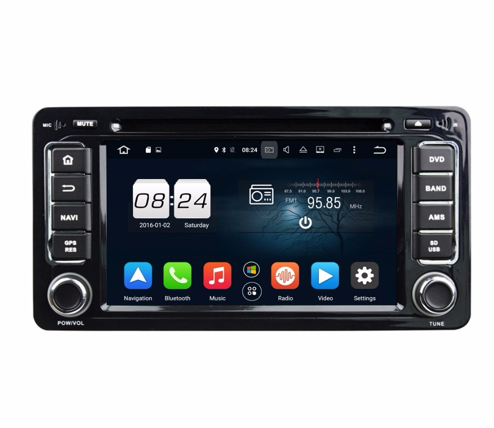 octa core 2 din 6 2 android 6 0 car dvd radio gps for. Black Bedroom Furniture Sets. Home Design Ideas