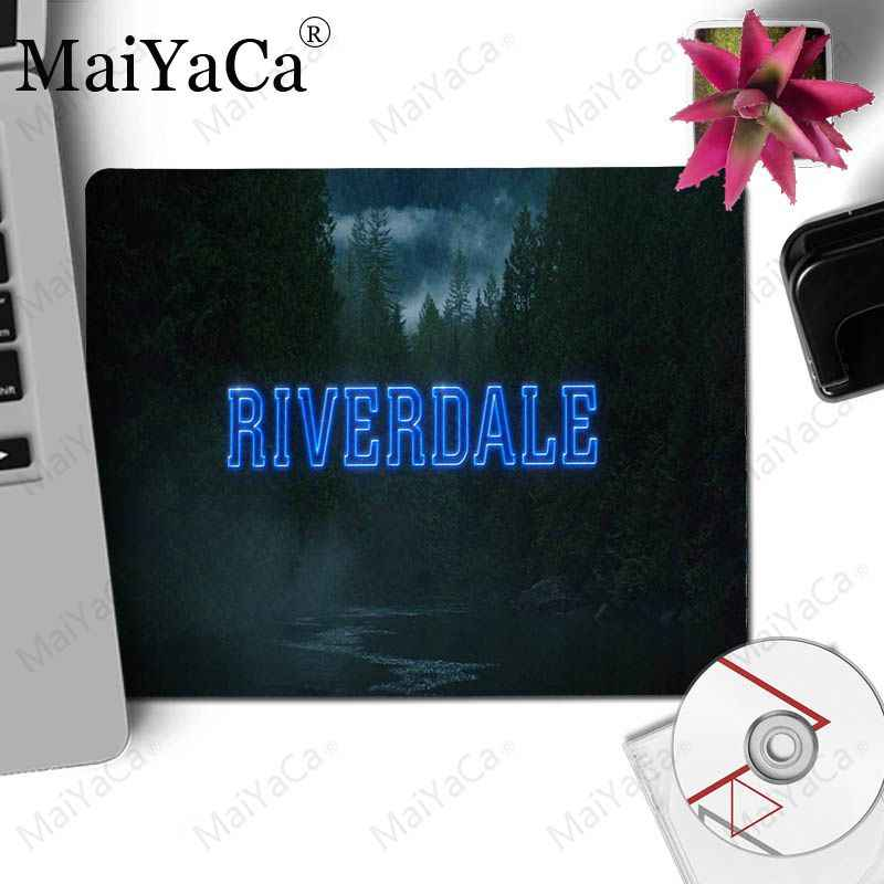 MaiYaCa New Arrivals Hot TV show Riverdale Adorable  Comfort Mouse Mat Gaming Mousepad for league of legends mouse pad mousepad