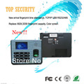 Biometric fingerprint time attendance TX628 ZK 3000 user fingerprint time and attendance system TCP/IP time recorder clock
