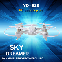 Salequadcopter rc helicopter 360 degree free-tumble Resistance to fall UFO strip light remote control helicopter Children's toys