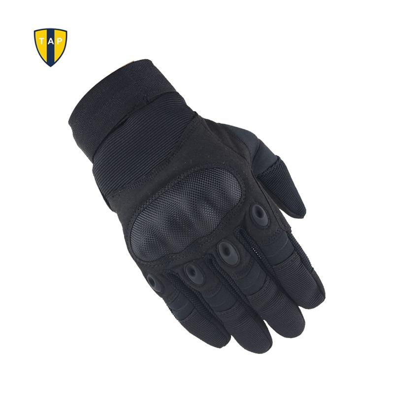 Motocyklové závodní rukavice Tactical Army Airsolf Střílet Automobilový sport Vojenské plné prsty Motocyklové ochranné brýle Luvas Men Guante