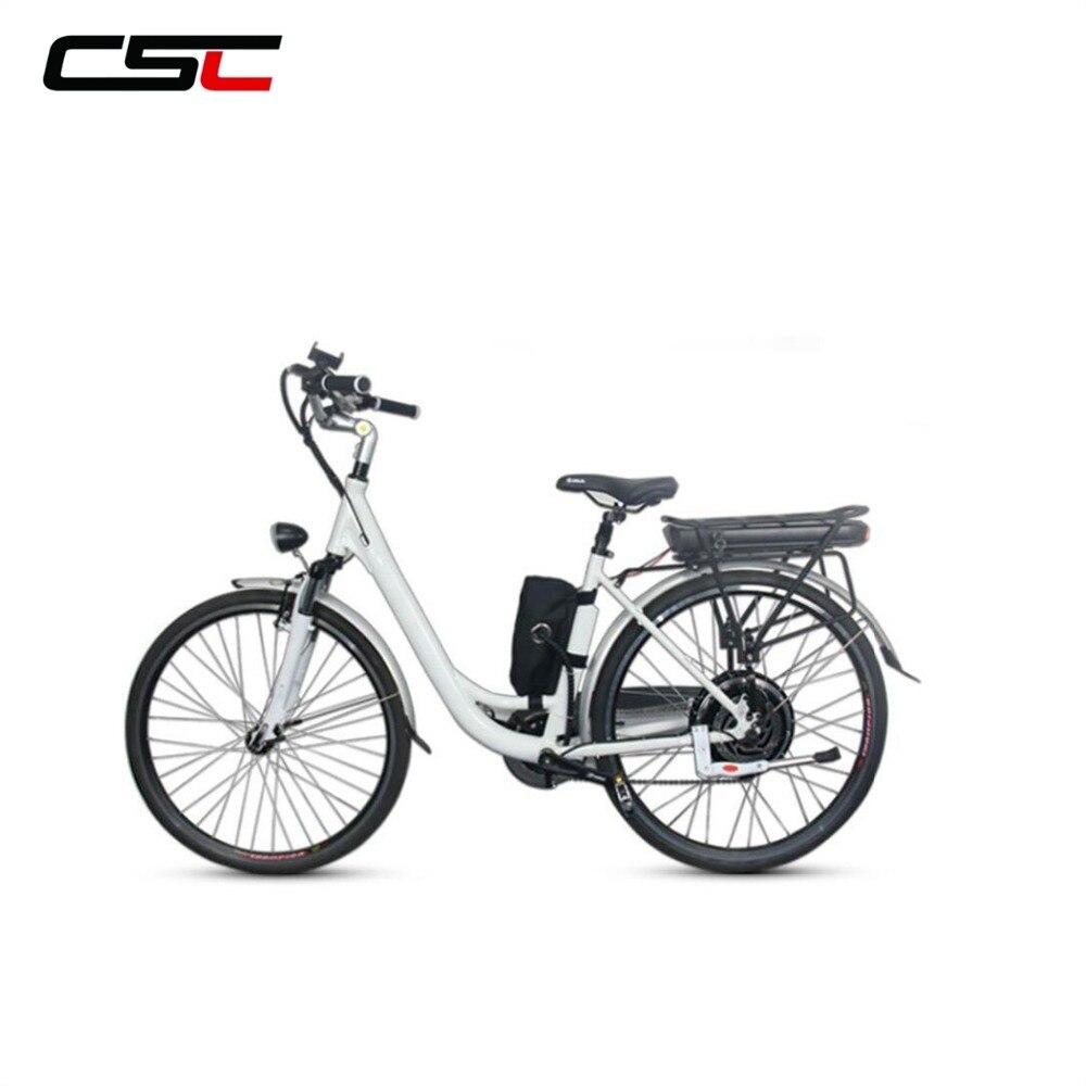 36V 48V Electric Bicycle Rear Rack Battery 10ah 13h 17.5Ah Layer Luggage Rack
