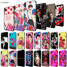 Lavaza NCT 127 Kpop Boy Soft Case for Apple iPhone 6 6S 7 8 Plus 5 5S SE X XS MAX XR TPU Cover