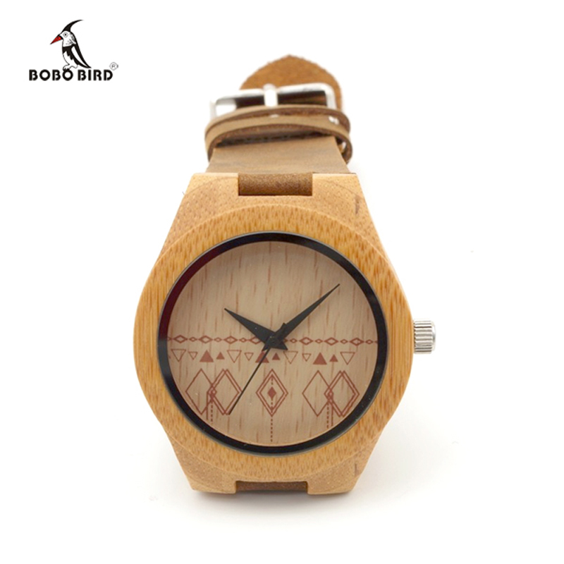 BOBO BIRD Wood Women Watches Ladies Quartz Bamboo Watch Women Wristwatch Relogio Feminino Montre Femme Reloj Mujer C-A42 мягкая игрушка promise a nw113501 bobo 35cm