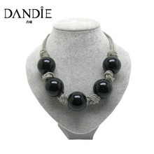 Dandie Fashion Handmade Necklace For Women, Choker Statement Necklace цена