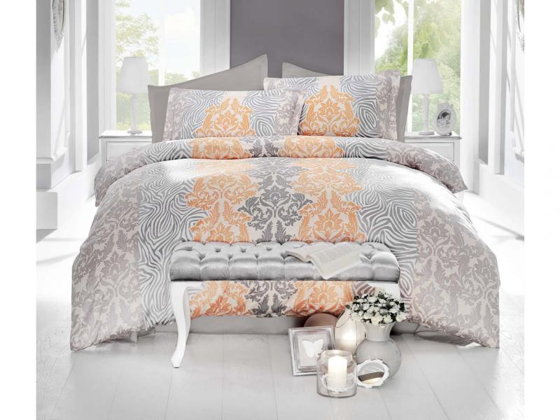 Bedding Set double-euro ALTINBASAK, VIVID, cream