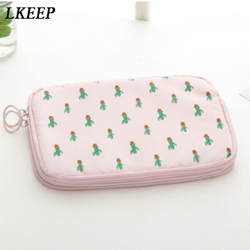 Travel Bag Multifunction USB Cable Charger Earphone Multi-function Travel  Case Accessories Bag