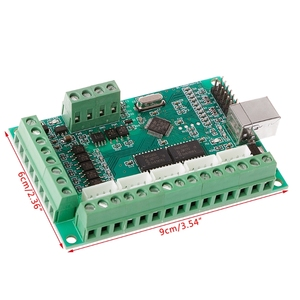 Image 5 - CNC USB MACH3 100Khz Breakout Board 5 Axis Interface Driver Motion Controller