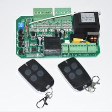 AC110v 220 В 2 брелока печатная плата управления материнская плата для раздвижных ворот открывалка двигателя(PY600ac SL600 SL1500 PY800 модель