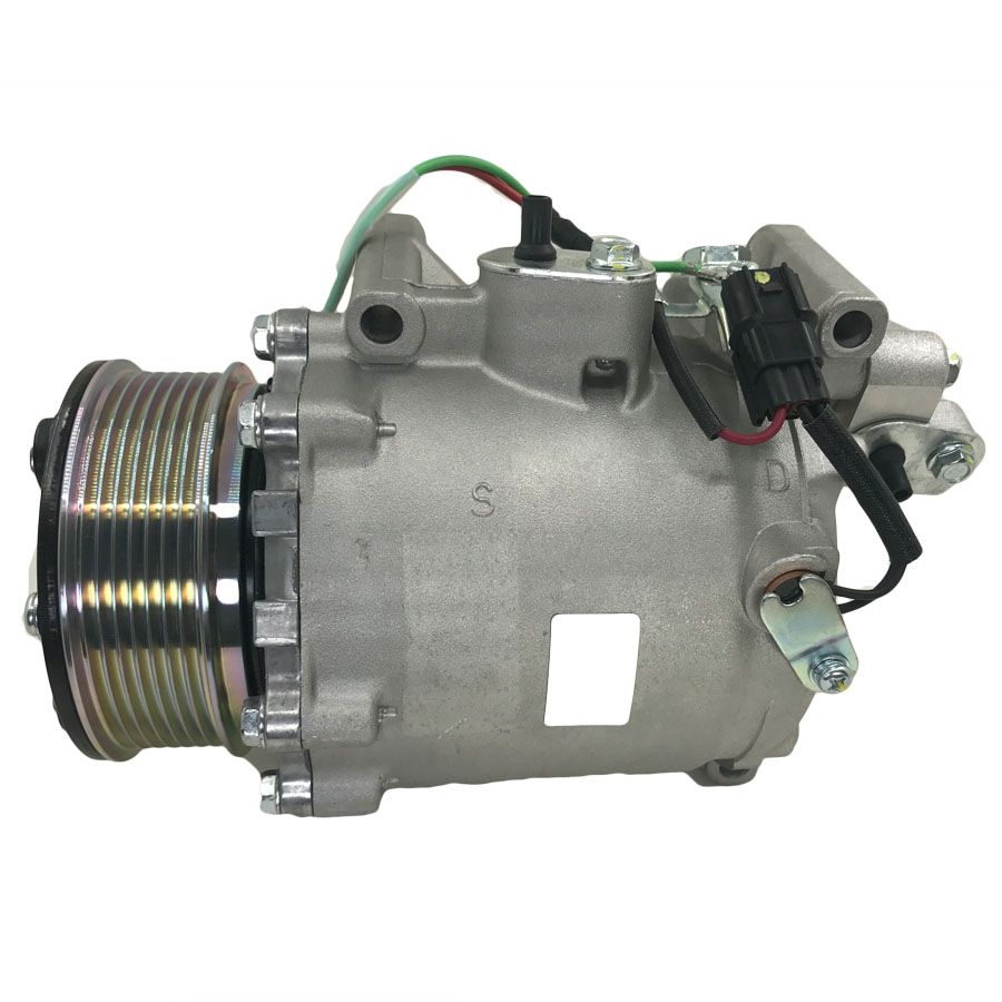 Automobiles & Motorcycles Qualified Auto Ac Compressor For Honda Civic Trse07 38810rspe01 Attractive Designs;