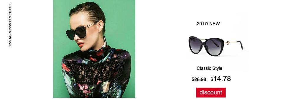 503225f7f FEISHINI Estrela Do Vintage Óculos De Sol Das Mulheres Designer de Marca  Polarizada 2018 UVb Óculos HD Original Fox Cabeça Com Pérola Luxo OvalUSD  ...