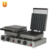 14PCS/TIME double churros maker/Spanish churros forming machine/fired bread stick machine