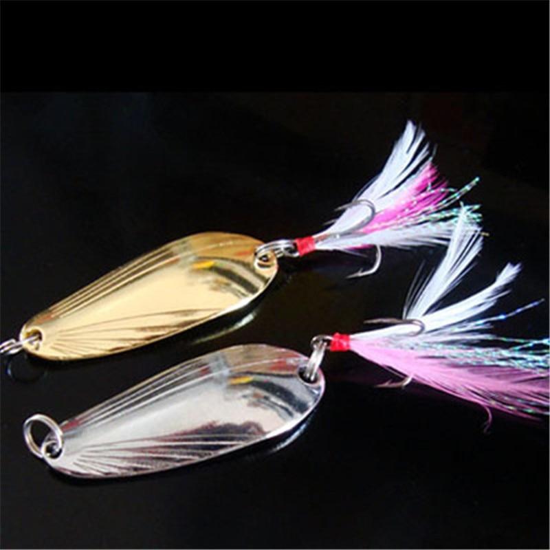 2PC Fishing Lure Long Shoot Skirt Swimbait Shad Fishing Soft 5-12g 1-1.5inch Metal Lure Baits Peche Wobbler Carp Tackle Gear
