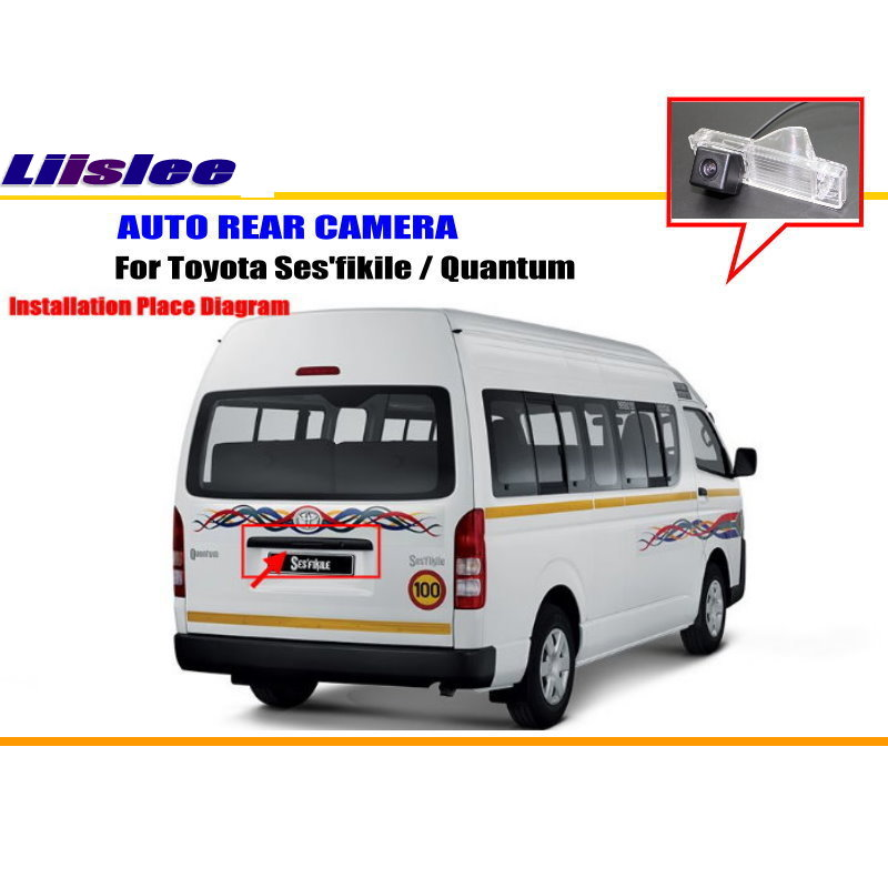 Liislee Car Parking Camera / Reverse Camera For Toyota Ses'fikile ...