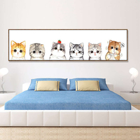 New Arrival 5D Diamond Painting On Canvas For Living Room Wall Decorative Artwork Pictures