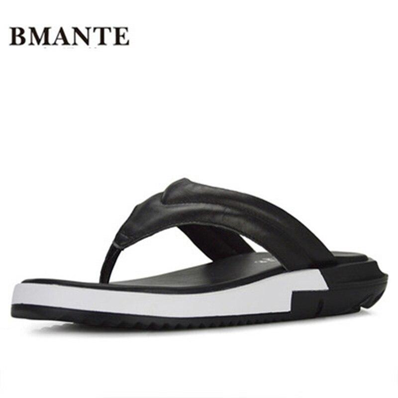 New Casual Men Beach Sandal Basic Luxury Pinch Slippers Summer Men Shoes Concise Roma Popular Spring Flat Men Slippers Sandals fghgf shoes men s slippers mak