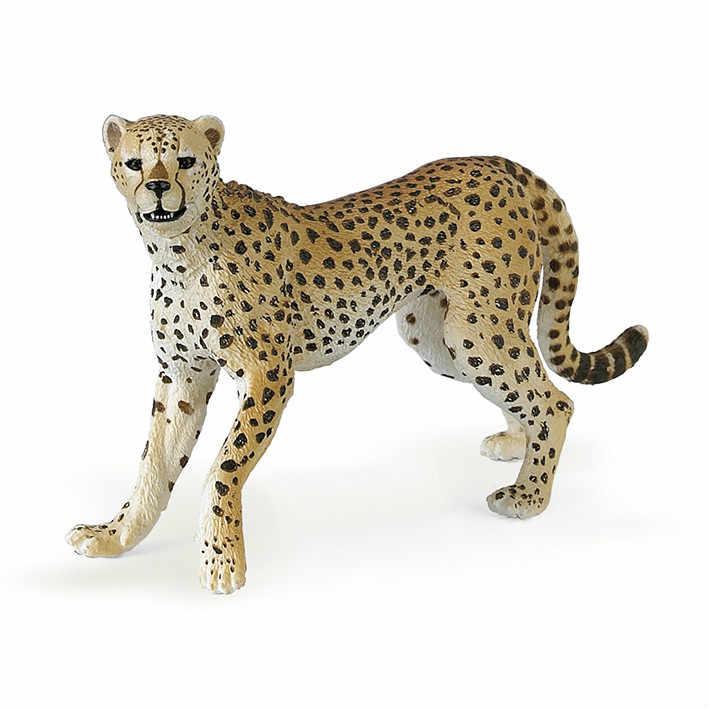 O Brinquedo Animal Vida Selvagem Em Miniatura Figura Modelo Animal Selvagem Brinquedo Leões e Tigres Mini Brinquedo Menino Dos Desenhos Animados Estatueta de Brinquedo para o Menino