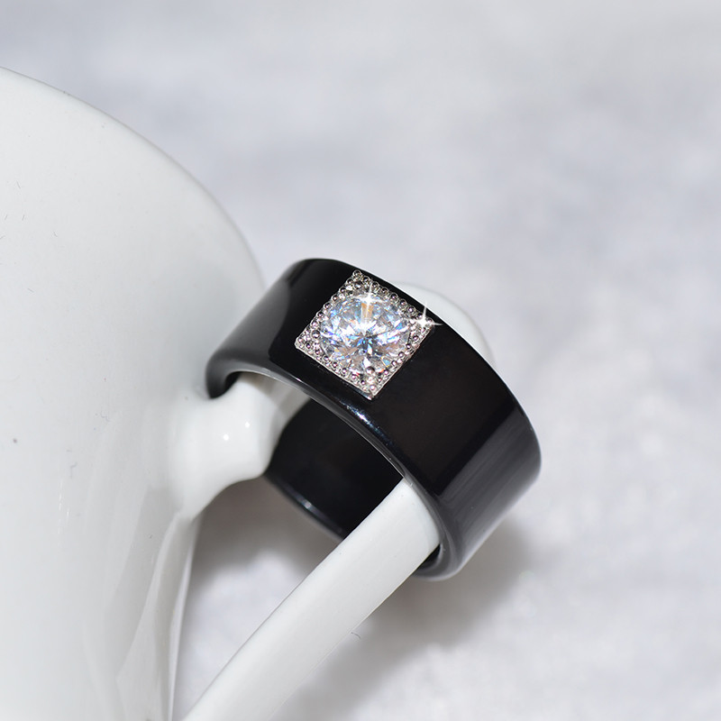 stunning cushion rings ring viscawedding com vintage acrylic nice wedding cut s pin engagement