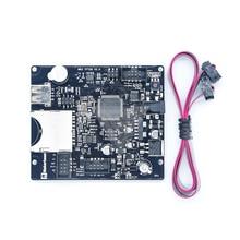 3D печати сенсорный экран RepRap контроллер панели мкс TFT28 V1.2 цветной дисплей tft Поддержка/Wi-Fi/app/отключения экономии Локальный язык